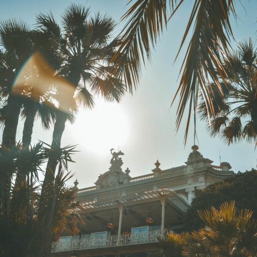 Ausflug nach Monaco im Mai 2018