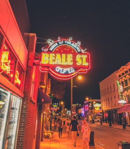 Beale Street Girfts Memphis TN